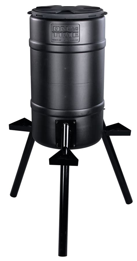 On Time Feeders For Sale on time wildlife feeders ontime 71540 30g buckeye gravity fedr on time for sale at