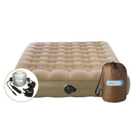 aerobed outdoor active airbed leisure outlet