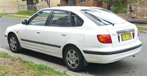2000 Hyundai Elantra Mpg by 2000 Hyundai Elantra Gls Wagon 2 0l Manual