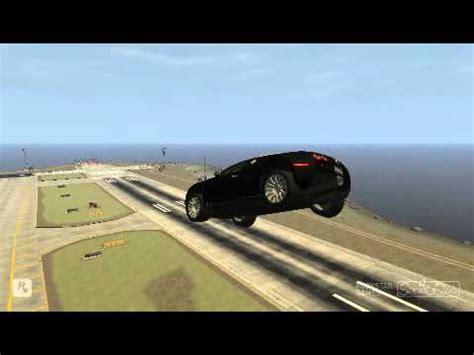 worst bugatti crashes gta 4 bugatti veyron 2009 crash test