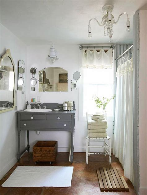 Modern Vintage Bathroom Living The Anthropologie Way Of Modern Vintage Bathrooms
