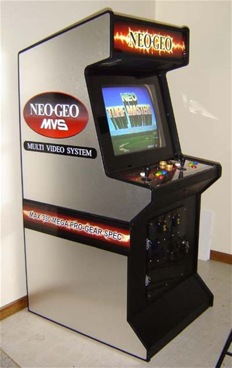 Neogeo Cabinet by Custom Neo Geo Arcade Cabinet The Official Website Of
