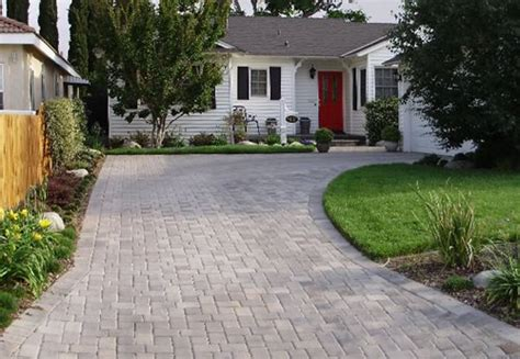 landscaping front yard and driveway joy studio design