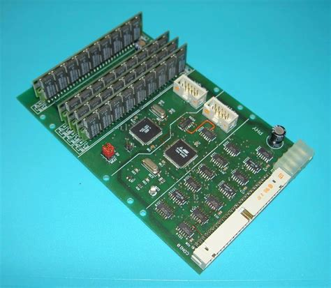 avr based scsi ram disk mcu mikroelektronika