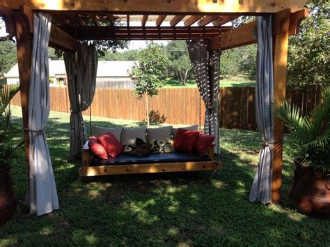 how to build a daybed swing how to build a hanging daybed swing diy projects for
