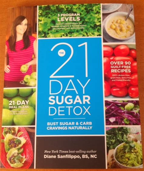 10 Day Sugar Detox Book by Butterflies Peace Paleo The 21 Day Sugar Detox Book Review