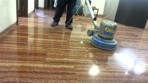 lucidare pavimenti marmo lucidatura pavimento in marmo con metodo della