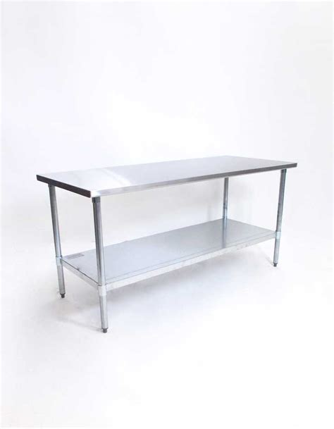 stainless food prep table rsvp rentals