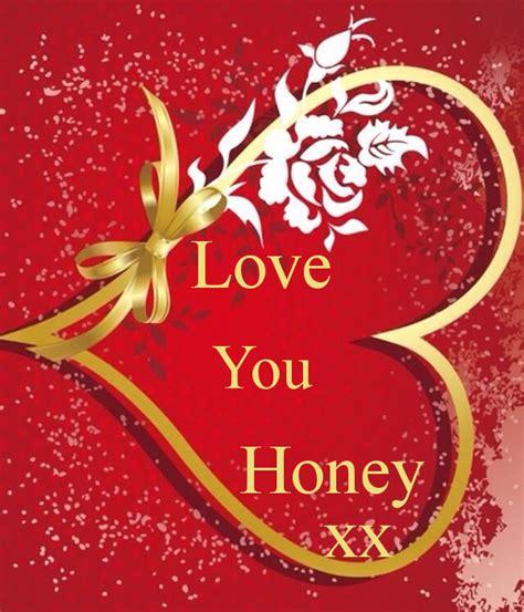 imágenes de i love you honey love you honey xx poster sharon keep calm o matic