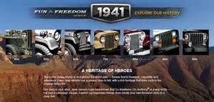 history of jeep wrangler