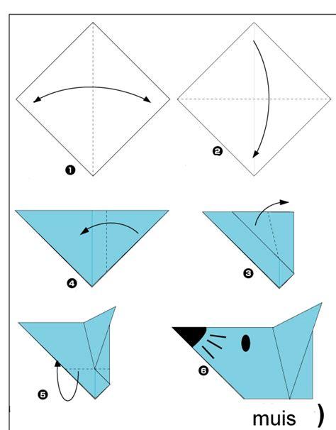 Origami Beginners - origami voor beginners voor beginners part 6