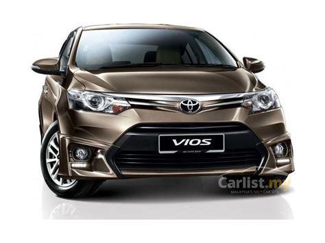 2015 Toyota Vios 1 5 G Trd A T toyota vios 2015 g 1 5 in kuala lumpur automatic sedan