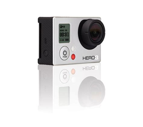 Gopro 3 White buy gopro 3 camcorder white edition free delivery currys