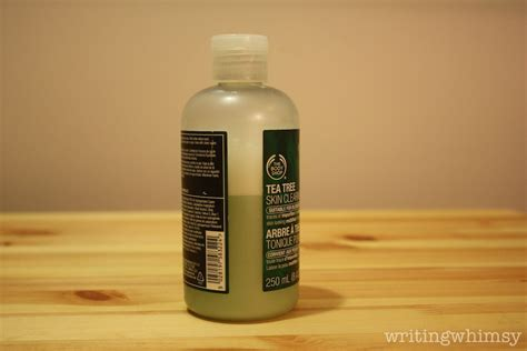 Toner Tea Tree The Shop The Shop Tea Tree Toner Review Writing Whimsy