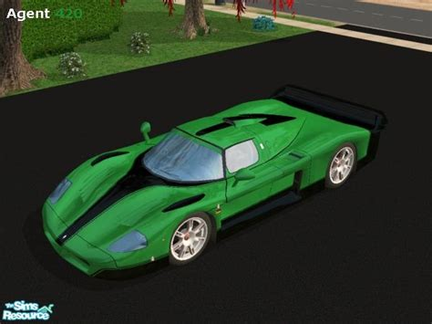maserati green agent420 s green black maserati mc12 paint