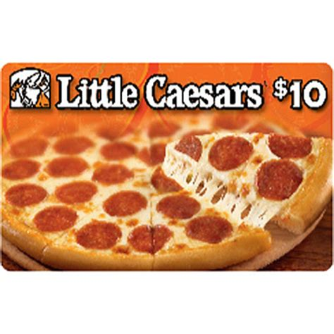 Little Caesars Gift Card - little caesars gift card entertainment dining gifts food shop the exchange