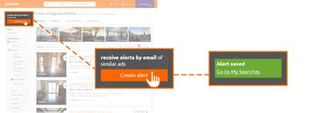 habitaclia alerts receive alerts in your email
