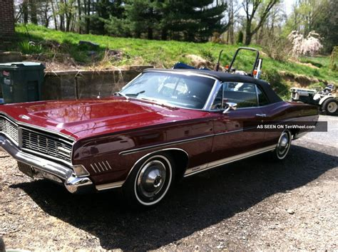 1967 ford galaxie 500 information and photos momentcar 1968 ford 500 xl information and photos momentcar