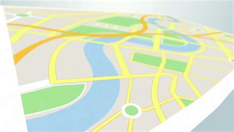 map gps navigator seamless loop motion background gps navigation concept seamless loop stock footage