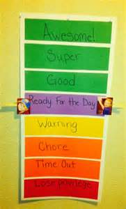 25 best ideas about behavior charts for home on