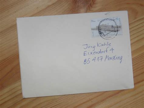 Briefumschlag Schweiz Hustle The Sluff Mitteilungszwang