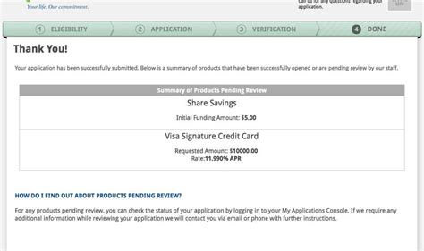 Forum Credit Union Visa Got Pre Approval For Consumer Credit Union Visa Si