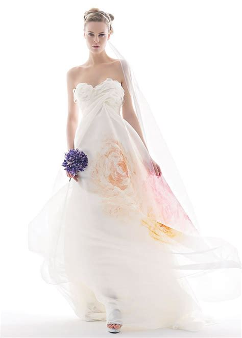 Empire Style Wedding Dresses by Welcome Wallsebot