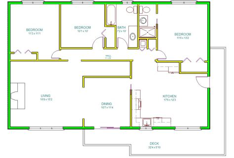 draw autocad 2d house plan house design ideas