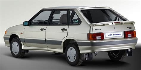 Lada Samara Sport Lada Samara е вече история