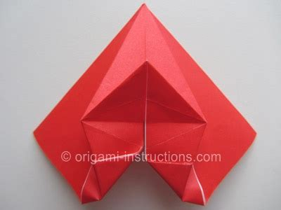 How To Make A Origami Beating - how to make a origami beating origami beating folding