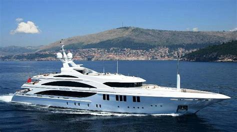 "Luxury Yacht ""Andreas L"" is Heading to the Mediterranean ... L Andraos"