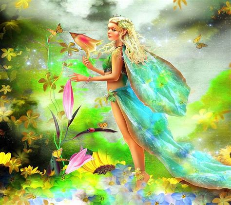 zyla pixie spring artists 17 best images about all fairies and witches on pinterest