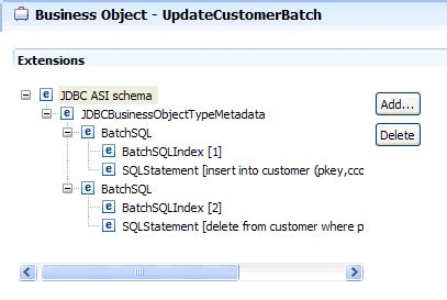 business objects if statement business objects websphere adapter for jdbc