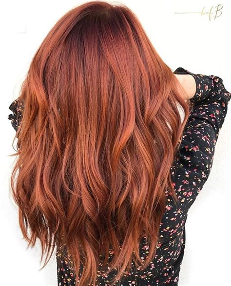 The 25 Best Copper Balayage Ideas On Copper Balayage Ombre Hair Copper Best 25 Copper Balayage Ideas On Balayage Hair Colour Fall Winter Hair Color And