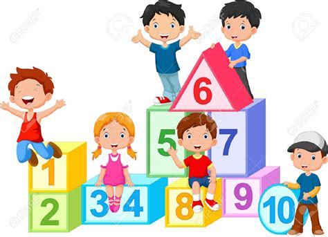 immagini clipart bambini numbers clipart 101 clip