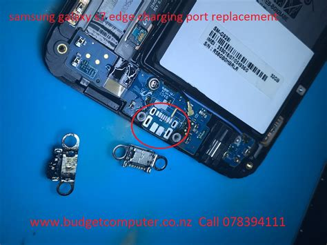 samsung charger port samsung galaxy s7 edge charging port replacement budget
