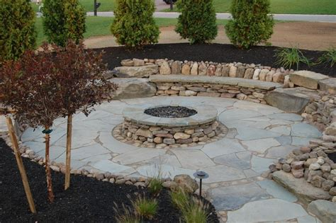 backyard stone fire pit gallery for gt outdoor stone fire pit