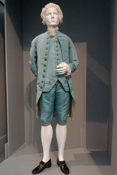 men s fashion after the fall of new 1760s 1780s
