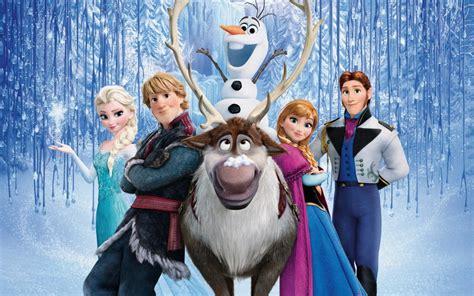 film frozen opis kraina lodu film animowany