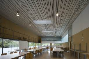 Linear Metal Ceiling douglas luxalon metal linear ceilings 56ch