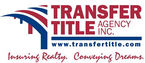 transfer title agency real estate title services