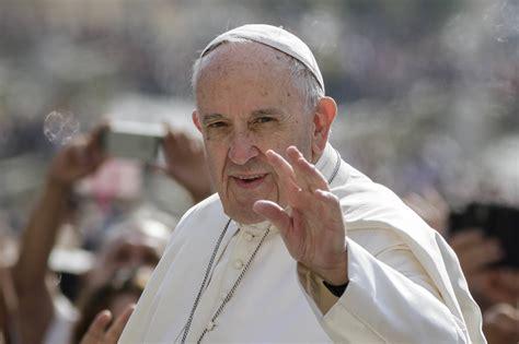 Papa Francesco papa francesco quot tenere fisso lo sguardo su ges 249 per amare