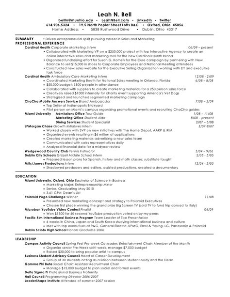 P G Resume Exle by Taco Bell Resume Sle 28 Images Taco Bell Resume Sle 28