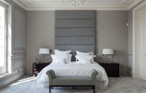 light grey bedrooms tabula rasa london suburb house with good bones