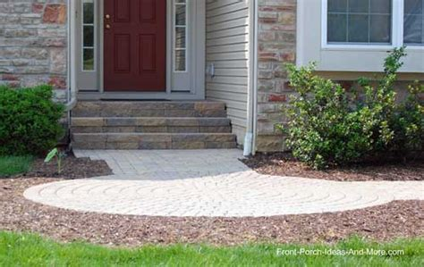 Landscaping Ideas For Small Yards Simple Walkway Ideas To Create Exquisite Curb Appeal