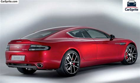 Aston Martin Rapide S Price by Aston Martin Rapide S 2017 Prices And Specifications In