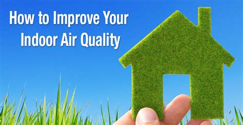 how to improve your indoor air quality air filters delivered