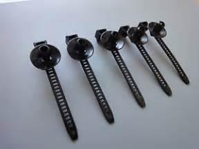 cable ties zip tie wrap push rivet clip wiring loom harness release 5 pcs ebay