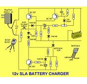 World Technical Charge Your 12v Sealed Lead Acid Batteries