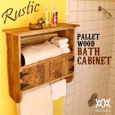 pallet wood bathroom best 25 pallet bathroom ideas on pinterest pallet towel